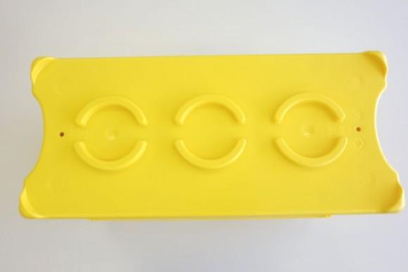 レゴ クラシック 黄色のアイデアボックスプラス 10696のボックス (1)