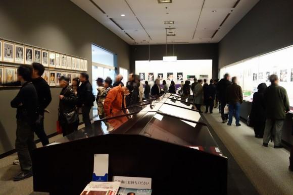 両国国技館の相撲博物館 (1)