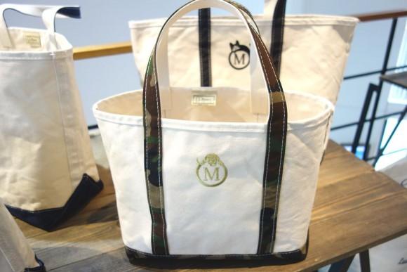 L.L.Beanのトートバッグのイニシャル刺繍「モノグラム」の新しいバージョン紹介 (4)