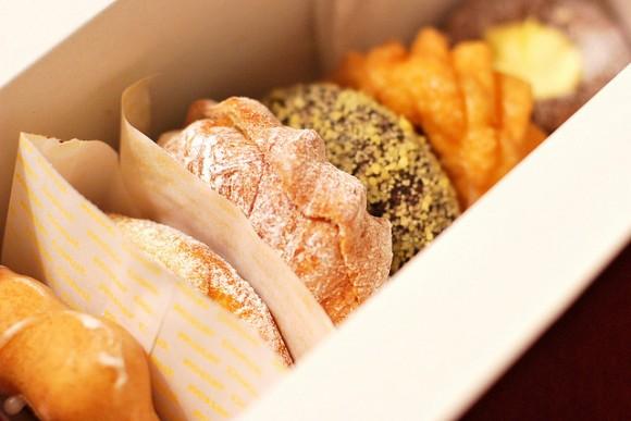 ミスタードーナツのドーナツ (2)