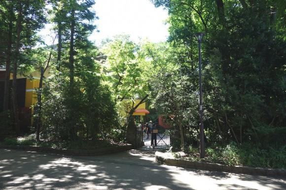 三鷹の森ジブリ美術館への行き方 (5)