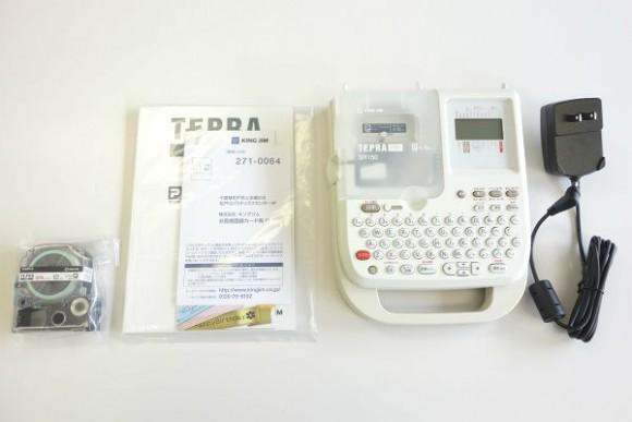 ラベルライター キングジム テプラPRO SR150 (5)