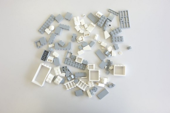 レゴ クラシック 黄色のアイデアボックス プラス 10696の中身 (12)