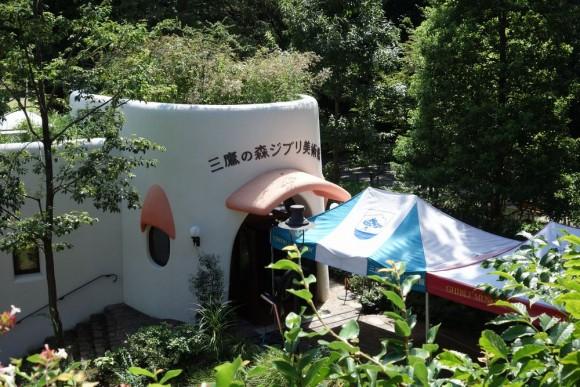 子供連れで行く三鷹の森ジブリ美術館 (2)
