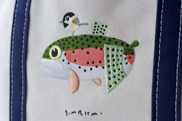 L.L.Bean×村上康成さんコラボトート (1)