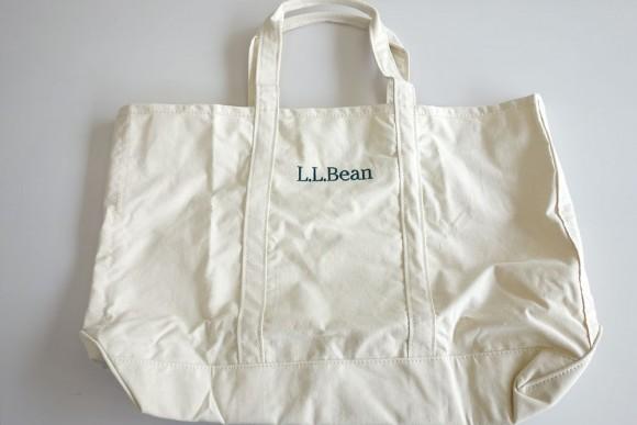 L.L.Bean(エルエルビーン)のおすすめエコバッグ「グローサリートート」 (4)