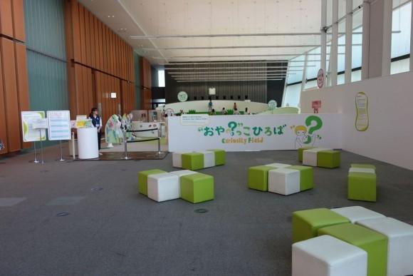 日本科学未来館_展示と混雑状況 (4)