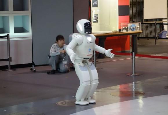 日本科学未来館_ASIMOアシモ (2)