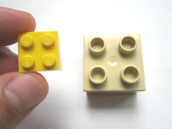 普通のレゴとデュプロの組みあわせ (3)