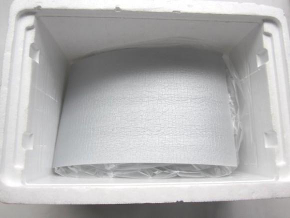 らでぃっしゅぼーやの保冷や梱包状況 (2)