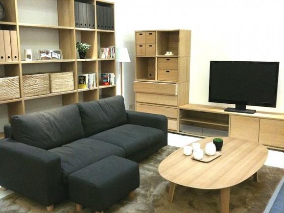 無印良品の家具を買う