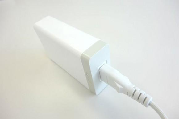 Anker 40W 5ポート USB急速充電器の評判 (9)