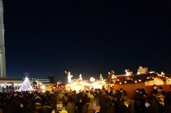 東京スカイツリー_プロジェクションマッピング2014 (11)