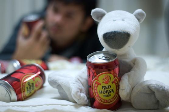 二日酔い防止対策を考える (1)