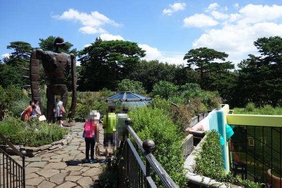 子供連れで行く三鷹の森ジブリ美術館 (12)