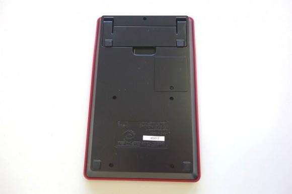 シャープの電卓EL-N802 (6)