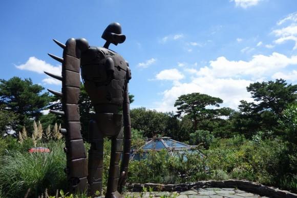 子供連れで行く三鷹の森ジブリ美術館 (5)