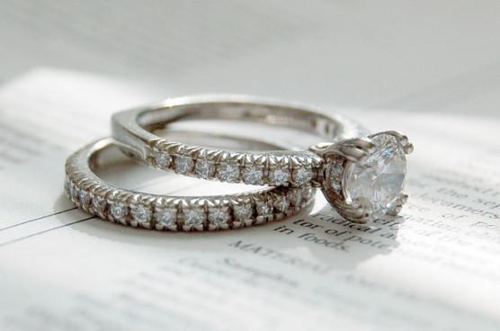 結婚指輪を探す (3)