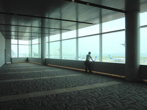 羽田空港国内線第2ターミナル (2)