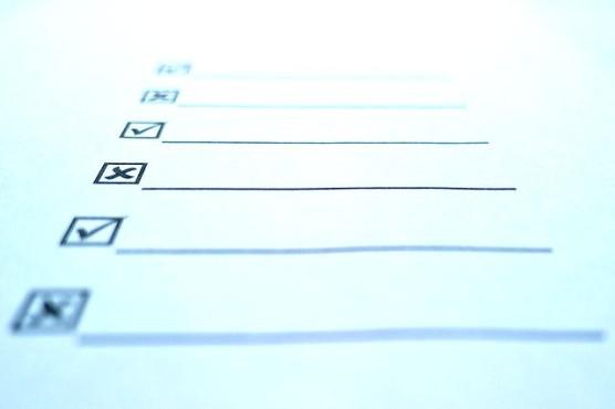 電気代節約のチェックリスト