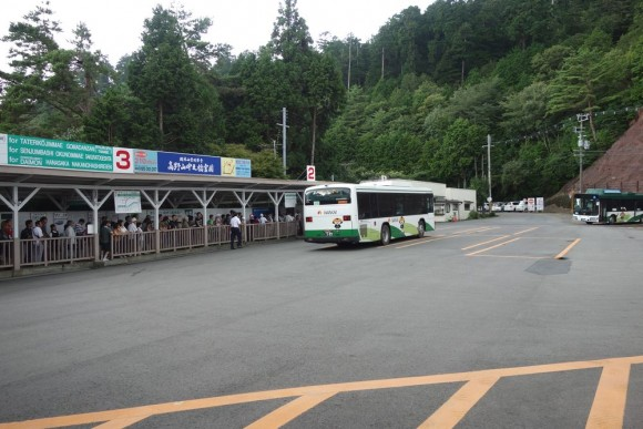 子供連れ高野山日帰り観光ルートと感想 (1)
