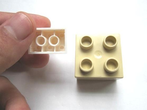 普通のレゴとデュプロの組みあわせ (12)
