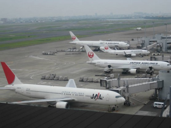 羽田空港国内線第1ターミナル (5)