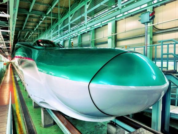 日本の新幹線の最高速度比較ランキング (3)