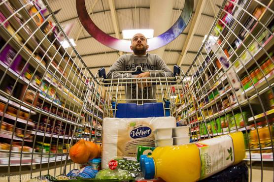 食品をネットスーパーで買う