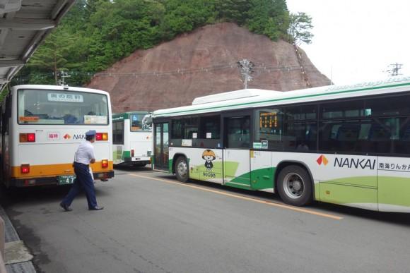 子供連れ高野山日帰り観光ルートと感想 (3)