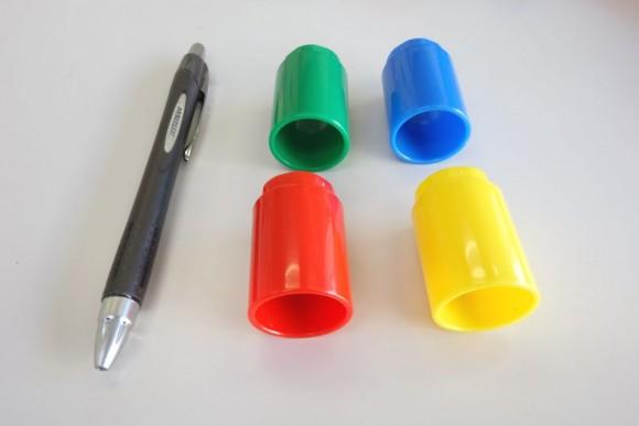 ピタゴラスイッチのおもちゃ「くもんのくみくみスロープ」部品 (4)