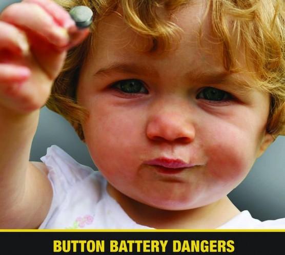 ボタン電池の誤飲は危険 (1)