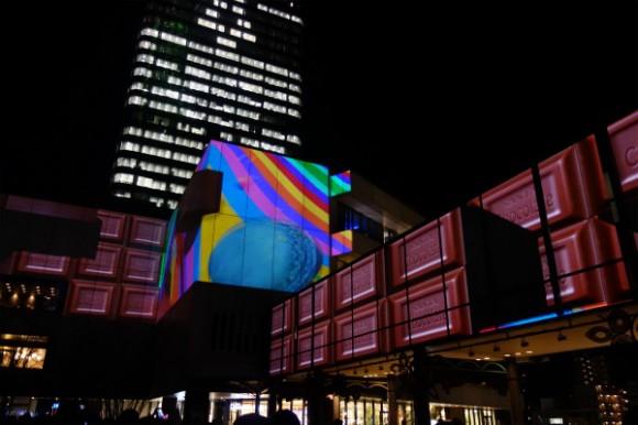 東京スカイツリー_プロジェクションマッピング2014 (10)