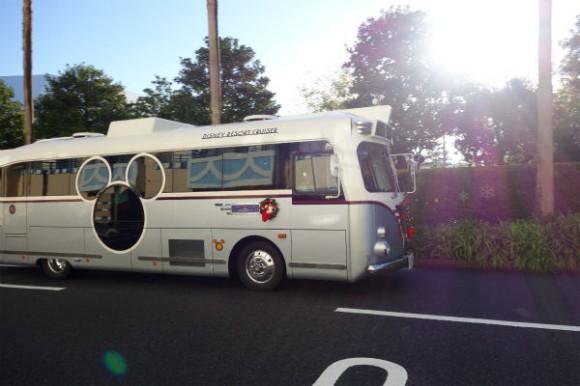 ディズニーシャトルバス