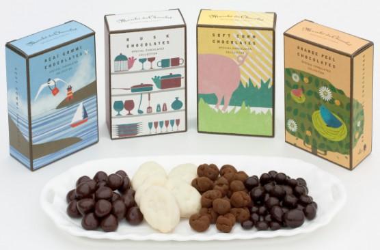 マルシェ ド ショコラ「チョコレートコレクション」
