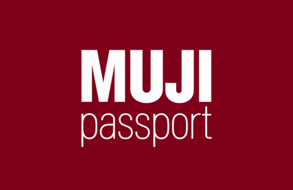 MUJIpassportアプリの画面 (2)