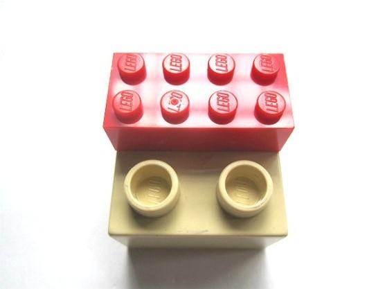 普通のレゴとデュプロの組みあわせ (9)