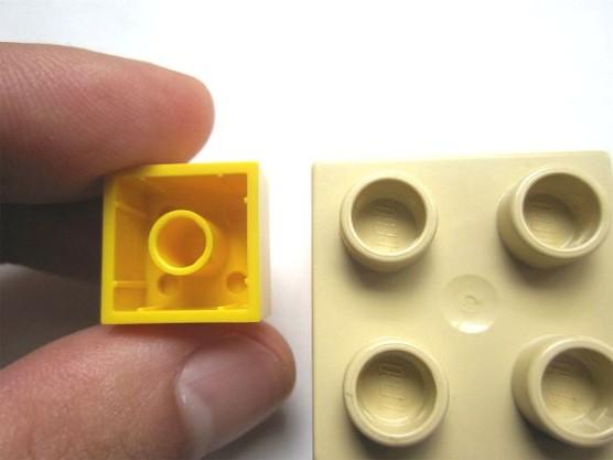 普通のレゴとデュプロの組みあわせ (4)