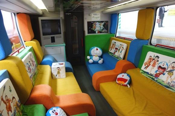 スーパービュー踊り子号の子供室