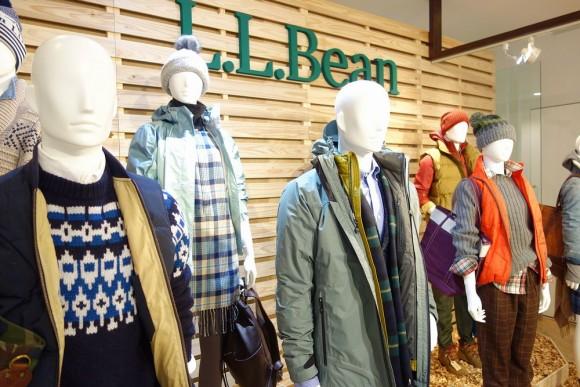 L.L.Bean(エルエルビーン)2016年-2017年秋冬展示会 (24)