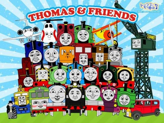 トーマスの画像