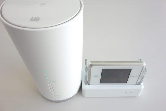 Speed Wi-Fi HOME L01の使用感・口コミ (3)