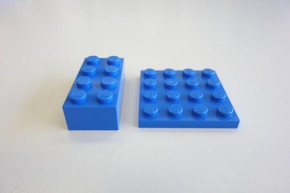 レゴ クラシック 黄色のアイデアボックス プラス 10696の中身 (10)