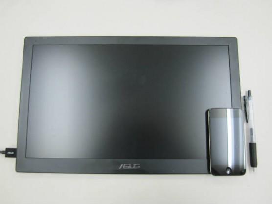 ASUSモバイル液晶モニターMB168B (7)
