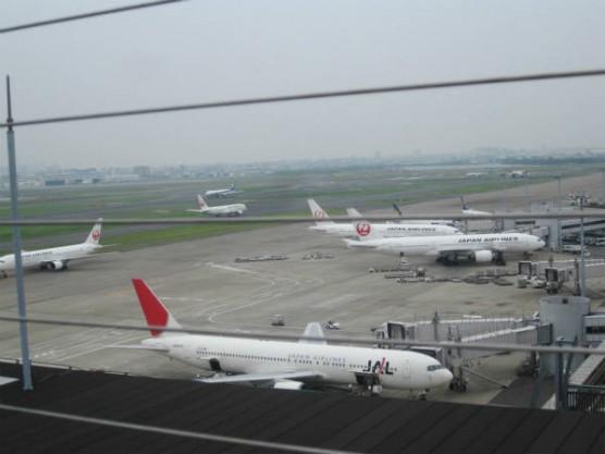 羽田空港国内線第1ターミナル (8)