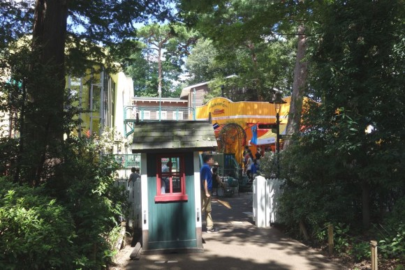 三鷹の森ジブリ美術館_レストラン