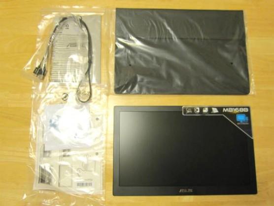 ASUSモバイル液晶モニターMB168B (3)
