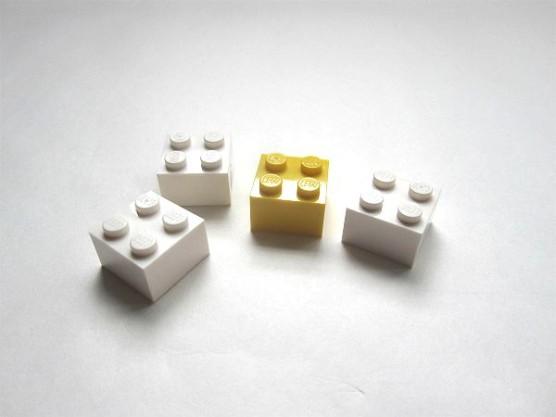 レゴブロックの大きさ比較 (4)