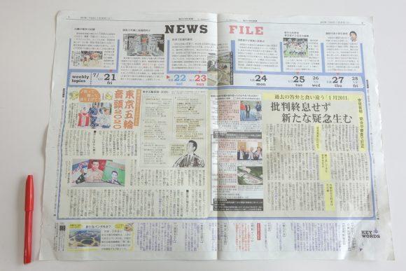 毎日小学生新聞の評判・口コミ (1)
