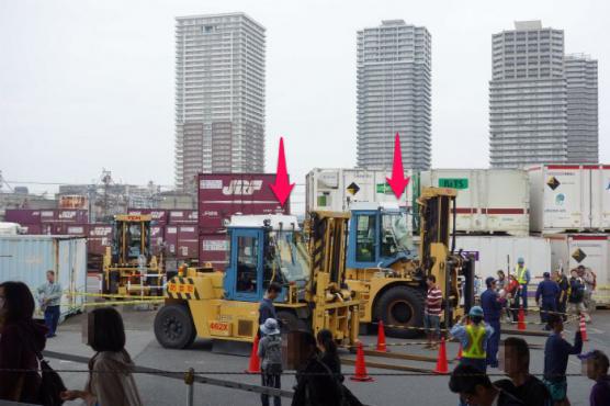 JR貨物隅田川駅「貨物フェスティバル2014」 (18)